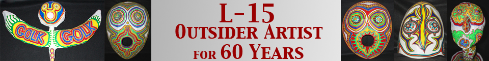 Logo Banner of L-15 with Golk Golk