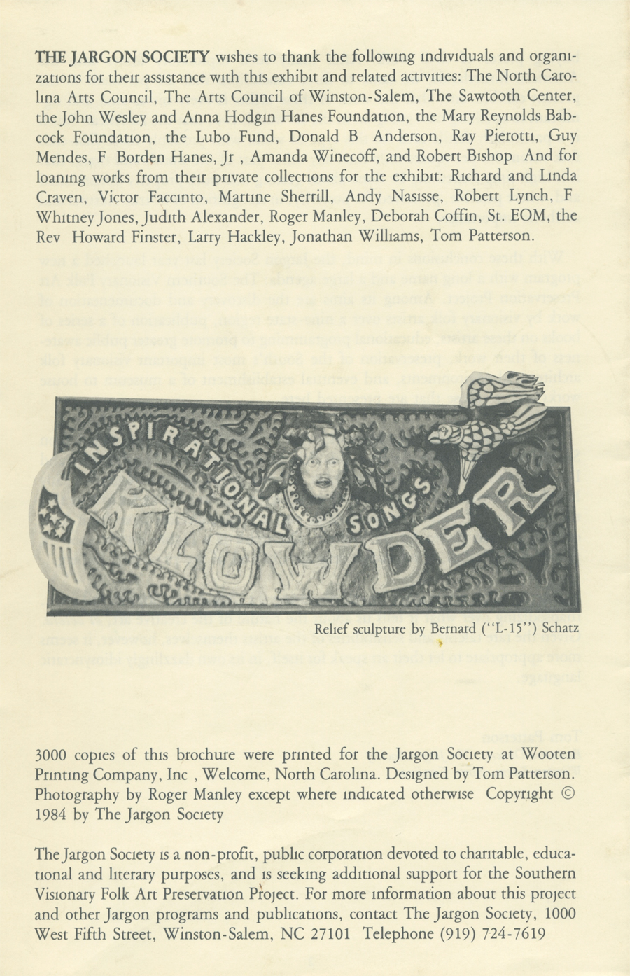 Southern Visionary Folk Artists page 11