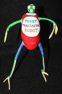 Money Transactor Robot